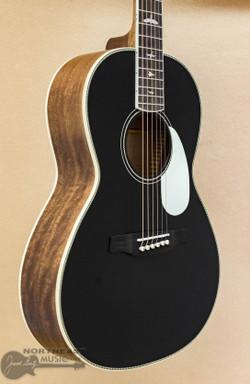 PRS SE Tonare P20E Parlor Acoustic Guitar - Black Top (PPE20SA-BT) | Northeast Music Center Inc.