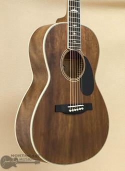 PRS SE Tonare P20E Parlor Acoustic Guitar - Vintage Mahogany (PPE20SA-VN) | Northeast Music Center Inc.