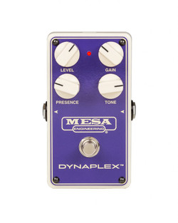 Mesa Boogie Dynaplex British Crunch Overdrive Pedal (FP.DYNAPLEX) | Northeast Music Center Inc.