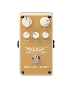 Mesa Boogie Gold Mine California High Gain Effects Pedal (FP.GOLDMINE) | Northeast Music Center Inc.