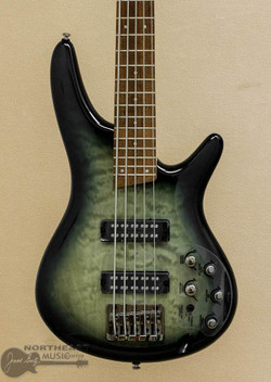 Ibanez SR405E Bass Guitar - Surreal Black Burst (SR405E-SKG) | Northeast Music Center Inc.