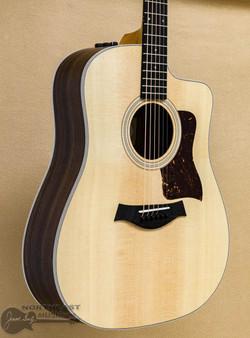 Taylor 210ce Acoustic Electric Guitar - Natural (210-ce) | Northeast Music Center Inc.