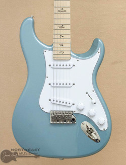 PRS Guitars Silver Sky Maple - Polar Blue   Northeast Music Center Inc.