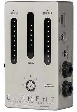 Darkglass Electronics Element Cab Sim Headphone Amp (ELEMENT-AMP) | Northeast Music Center Inc.