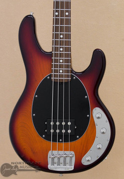Ernie Ball Music Man Stingray Special - Burnt Amber (107-AM-20-01) | Northeast Music Center Inc.