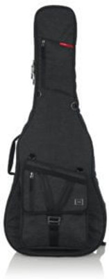 Gator Transit Acoustic Guitar Gig Bag - Black (GT-ACOUSTIC-BLK) | Northeast Music Center Inc.