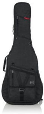 Gator Transit Acoustic Guitar Gig Bag - Black (GT-ACOUSTIC-BLK) | Northeast Music Center Inc.