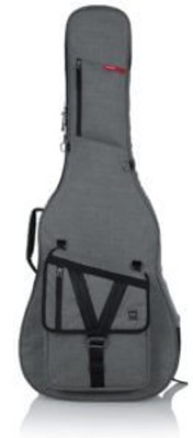 Gator Transit Acoustic Guitar Gig Bag - Grey (GT-ACOUSTIC-GRY) | Northeast Music Center Inc.