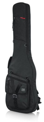 Gator Transit Bass Gig Bag - Black (GT-BASS-BLK) | Northeast Music Center Inc.