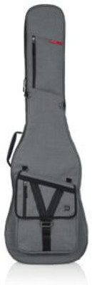 Gator Transit Bass Guitar Gig Bag - Grey (GT-BASS-GRY) | Northeast Music Center Inc.