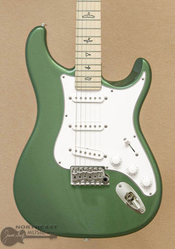 PRS Guitars Silver Sky Maple - Orion Green | Northeast Music Center Inc.