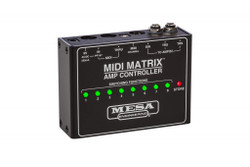 Mesa Boogie MIDI Matrix Programmable Amp Foot Controller | Northeast Music Center Inc.