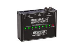 Mesa Boogie MIDI Matrix Programmable Amp Foot Controller   Northeast Music Center Inc.