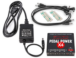 Add a Product - Voo Doo Labs Pedal Power X4 (PPX4)