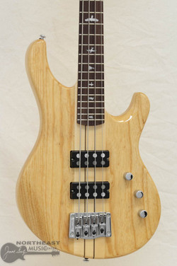 PRS SE Kingfisher Bass - Natural (KR4NA) | Northeast Music Center Inc.