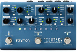 Strymon NightSky Time-Warped Reverberator (NIGHTSKY) | Northeast Music Center Inc.