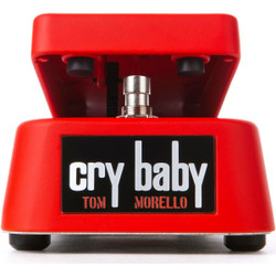Dunlop Tom Morello Cry Baby Signature Wah (TBM95) | Northeast Music Center Inc.