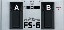 BOSS FS-6 Dual Footswitch (FS-6) | Northeast Music Center Inc.