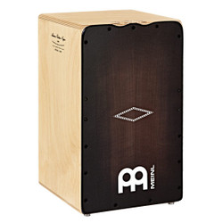 Meinl Artisan Solea Line Cajon - Ebony Burst (AESLEYB) | Northeast Music Center Inc.