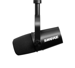 Shure MV7-K USB Podcast Microphone in Black