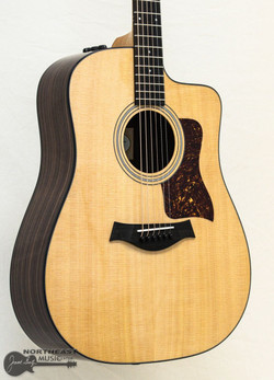 Taylor 210ce Plus Acoustic/Electric Guitar (210ce-Plus) | Northeast Music Center Inc.