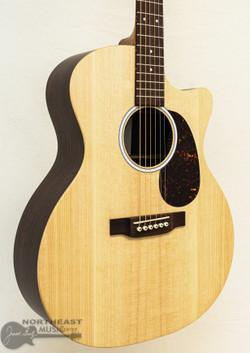 C.F. Martin GPC-X2E Acoustic Electric Guitar (GPCX2E-02) | Northeast Music Center Inc.