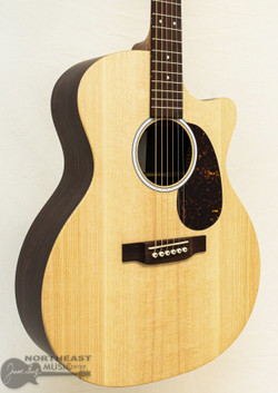 C.F. Martin GPC-X2E Acoustic Electric Guitar (GPCX2E-02) | Northeast Music Center Inc.