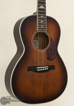 PRS SE Tonare P20E Parlor Acoustic Guitar - Tobacco Sunburst (PPE20SA_TS)   Northeast Music Center Inc.