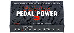 Voodoo Lab Pedal Power 3 Isolated Power Supply (PP3) | Northeast Music Center Inc.