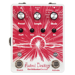 Earthquaker Devices Astral Destiny Octal Octave Reverberation Odyssey | Northeast Music Center Inc.