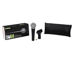 Shure SM58S w/ On/Off Switch | Northeast Music Center Inc.