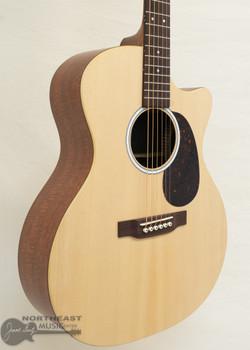 C.F. Martin GPC-X2E Mahogany Acoustic/Electric Guitar (GPCX2E-01)   Northeast Music Center Inc.