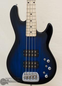 G&L Tribute Series L2000 Bass Guitar - Blueburst (TRIB-L2000-MP-BLB) | Northeast Music Center Inc.