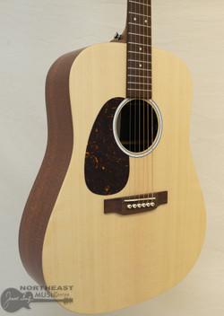C.F. Martin DX2E Mahogany Left-Handed Acoustic/Electric Guitar (DX2EL-02)   Northeast Music Center Inc.