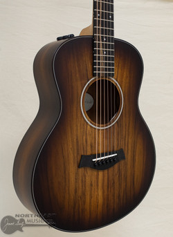 Taylor GS Mini-e Koa Plus Acoustic/Electric Guitar | Northeast Music Center Inc.