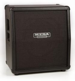 Mesa Boogie Mini Rectifier 1x12 Slant Cabinet w/ Black Jute Grille
