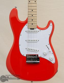 Sterling SUB Series by Music-Man Cutlass CT30 - Fiesta Red | Northeast Music Center Inc.