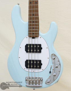 Sterling by Music-Man Ray34HH - Daphne Blue | Northeast Music Center Inc.