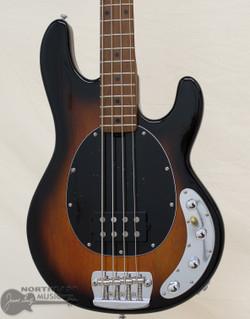 Sterling by Music-Man Ray34 - Vintage Sunburst (Ray34-VSB-M2) | Northeast Music Center Inc.