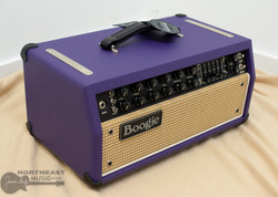 Mesa Boogie Mark V:35 All Tube Guitar Amplifer Head - Purple Bronco, Cream & Tan Grille (2.M35.117D.V17.G06.P07.H03.C01) | Northeast Music Center Inc.