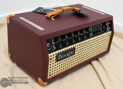 Mesa Boogie Mark V:35 All Tube Guitar Amplifer Head - British Cabernet, Wicker Grille | Northeast Music Center Inc.