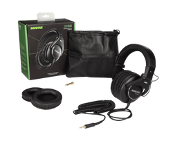 Shure SRH840 Professional Monitoring Headphones | Northeast Music Center Inc.