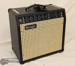 Mesa Boogie Mark V: 35 All Tube Guitar Amplifier - Black Taurus, Wicker Grille | Northeast Music Center Inc.