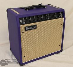Mesa Boogie Mark V: 35 with Celestion Vintage 30 Speaker - Purple Bronco, Cream & Tan Grille | Northeast Music Center Inc.