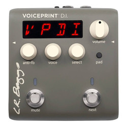 LR Baggs Voiceprint DI Acoustic Guitar IR Pedal | Northeast Music Center Inc.