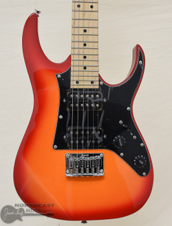 Ibanez GRGM21M Mikro - Orange Burst | Northeast Music Center Inc.
