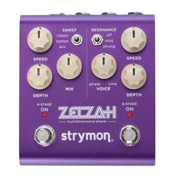 Strymon Zelzah Multidimensional Phaser (ZELZAH) | Northeast Music Center Inc.