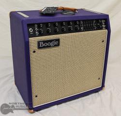Mesa Boogie Mark V: 35 All Tube Guitar Amplifier - Purple Bronco, Cream & Tan Grille, Tan Handle | Northeast Music Center Inc.