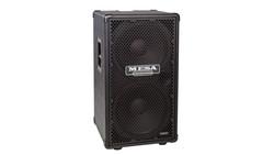 Mesa Boogie Subway 2x15 Vertical Bass Cabinet - Black Bronco w/ Metal Grille (0.S215.AMB) | Northeast Music Center Inc.