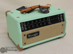 Mesa Boogie Mark V 25 Guitar Amplifier Head - Surf Green Bronco, Cream & Tan Grille | Northeast Music Center Inc.